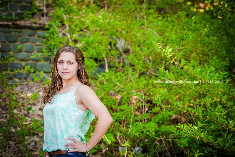 Fairfield County Senior Photographer - Bethel, CT