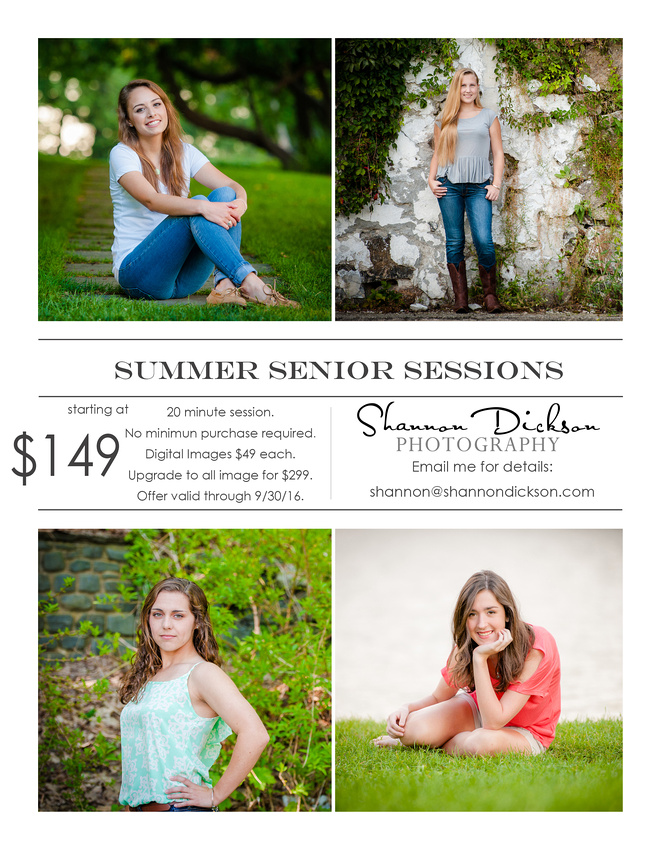 2016-Summer Seniors
