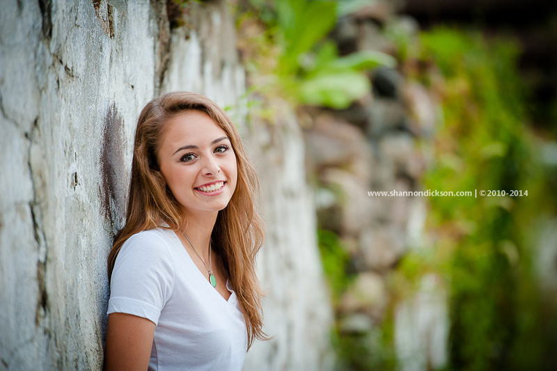 Tarrywile Park, Ridgefield High School Senior Session