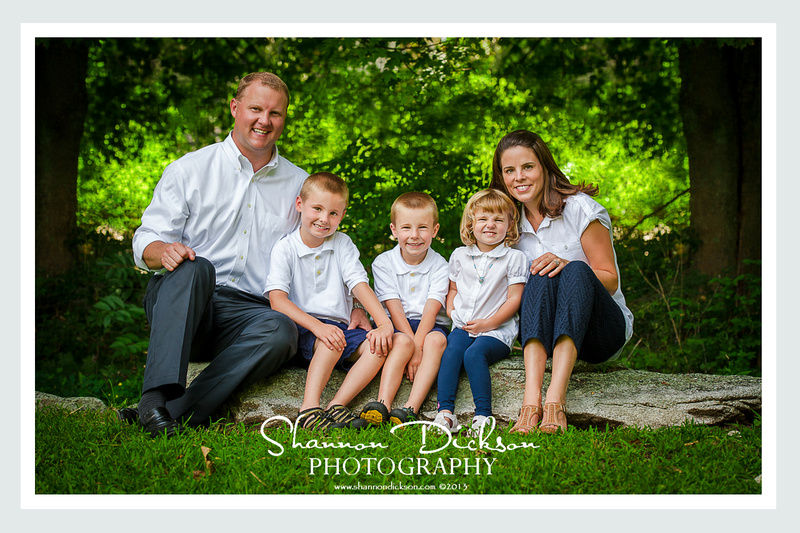 Fairfield County, Wilton CT Extended Family Photographer