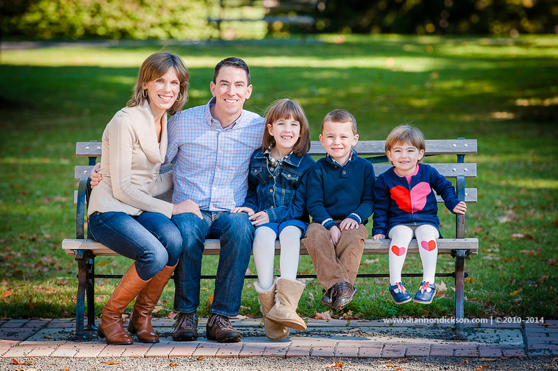 Ballard Park, Ridgefield CT - Brookfield Family Photographer