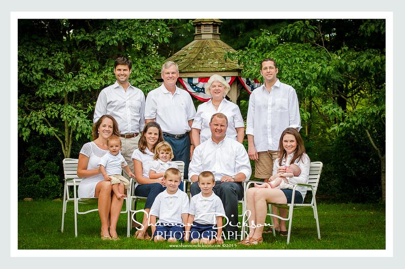 Fairfield County, Wilton CT Extended Family Photographer