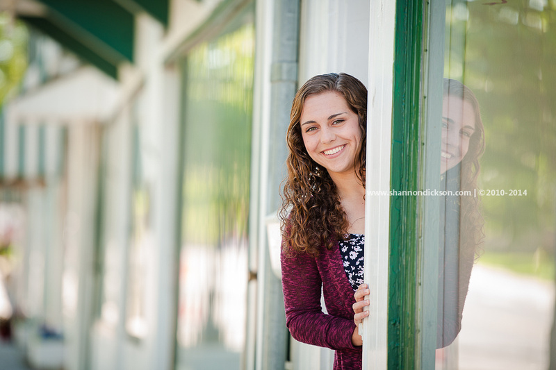 Fairfield County Senior Photographer - Bethel, CT
